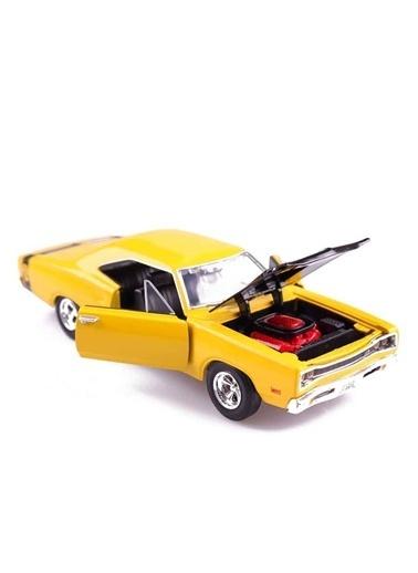 Motor Max 1969 Dodge Coronet Super Bee 1/24  Renkli